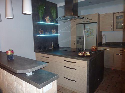 cuisines m lamin. Black Bedroom Furniture Sets. Home Design Ideas